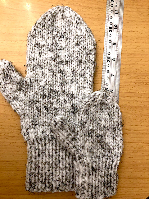 Beginner Mittens Knitting Projects