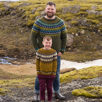 Sweaters to Knit for the Whole Family