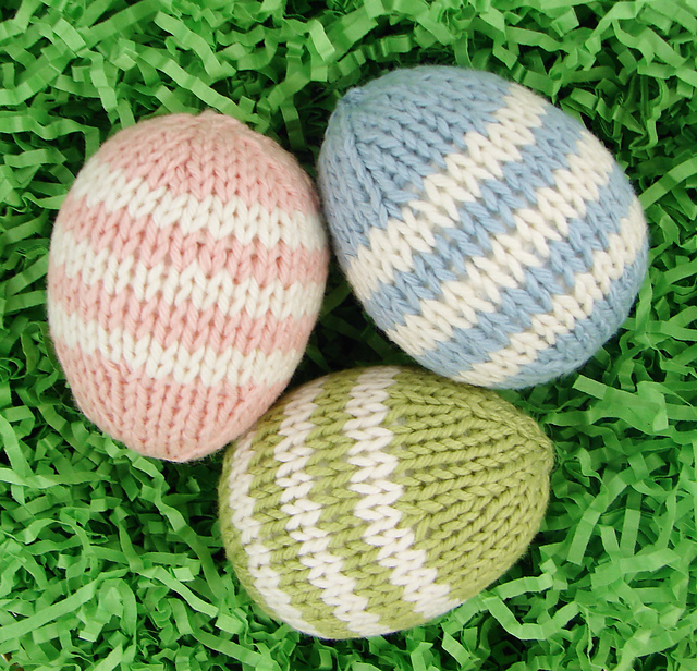 Free Easter Knitting Patterns to Cast On Now!