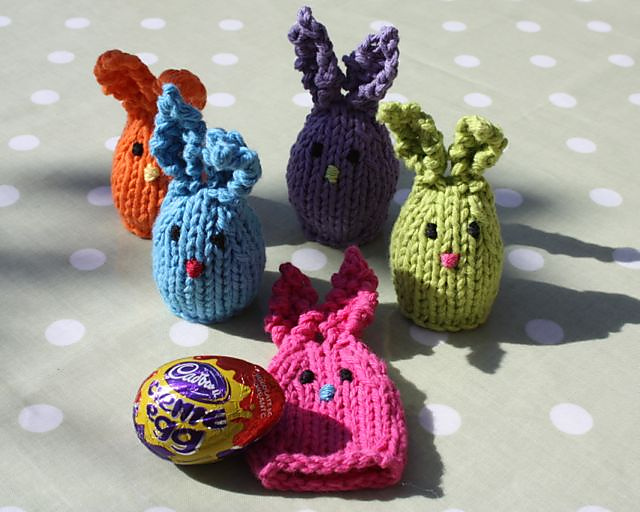 Adorable Free Knitting Patterns for Easter