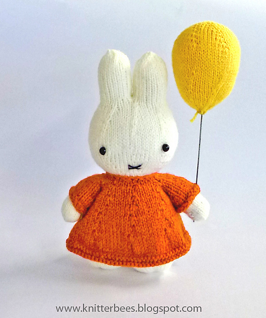 Sweet Knits for Easter - Free Knitting Patterns!