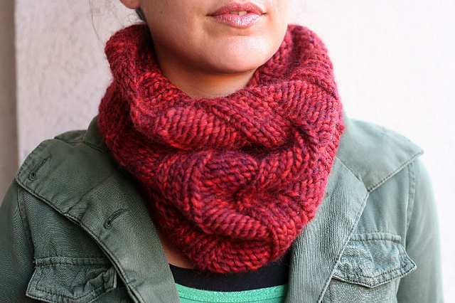 10 Free Chunky Knitting Patterns