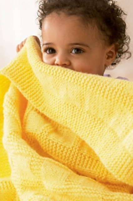 10 Easy to Knit Baby Blankets for Beginners