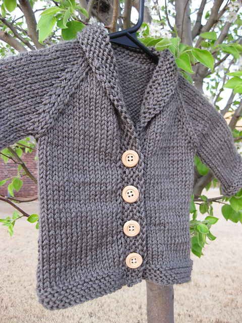 Baby Sophisticate Free Knitting Pattern