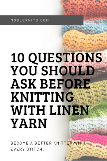 10 Questions You Should Ask Before Knitting With Linen Yarn Blog Nobleknits,Rotel Dip Ingredients