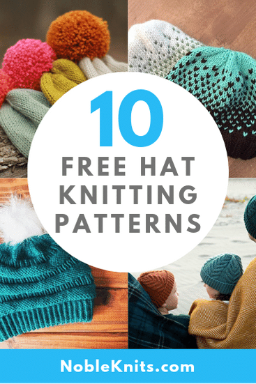 Cast On Now: 10 Free Hat Knitting Patterns!