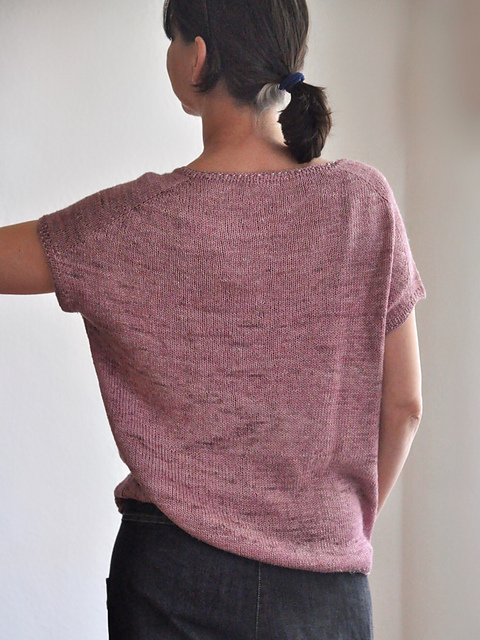 Summer Tee Knitting Pattern + 10 Tees to Knit Now!