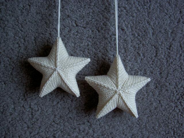 10 Free Christmas Ornament Knitting Patterns — Blog.NobleKnits
