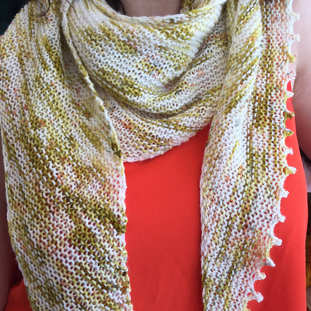 9 Easy Shawls Free Knitting Patterns — Blog.NobleKnits