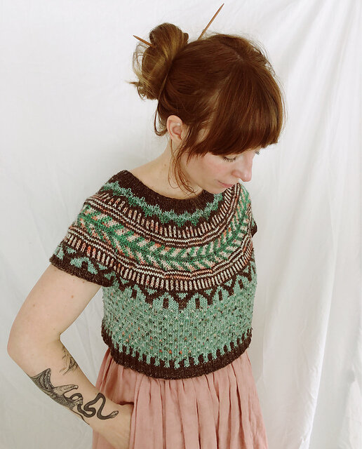 12 Gorgeous Pullover Sweater Patterns to Knit — Blog.NobleKnits