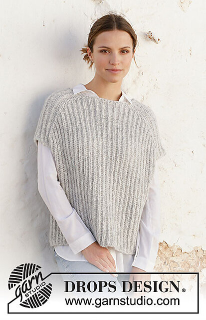 Sweater vest knitted waistcoat women beige gilet wool handmade hand knit gilet women Ready to ship