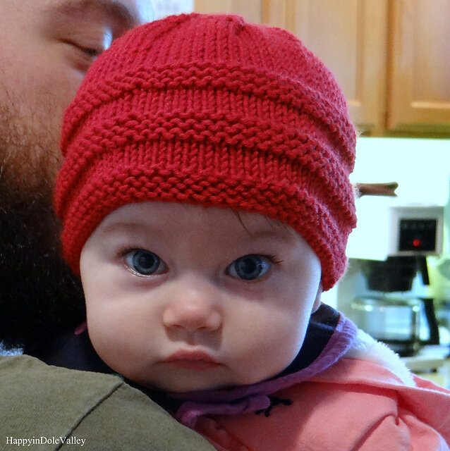 10 Adorable FREE Baby Hat Knitting Patterns to Cast On Now ...