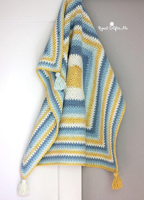 moss+stitch+blanket