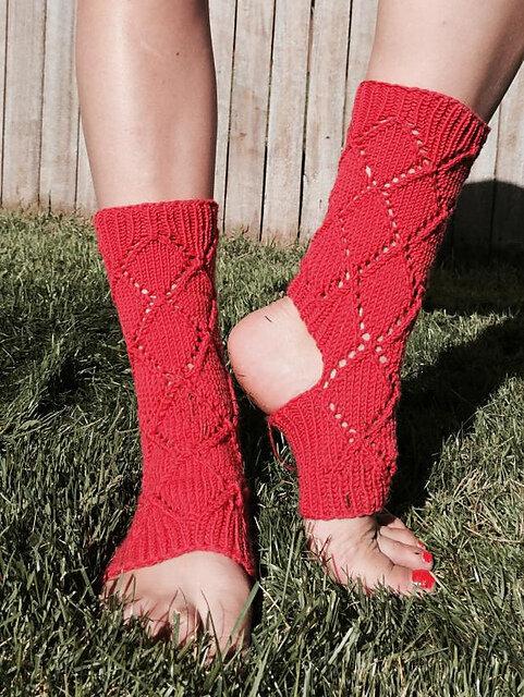 8 Free Yoga Socks Knitting Patterns — Blog.NobleKnits