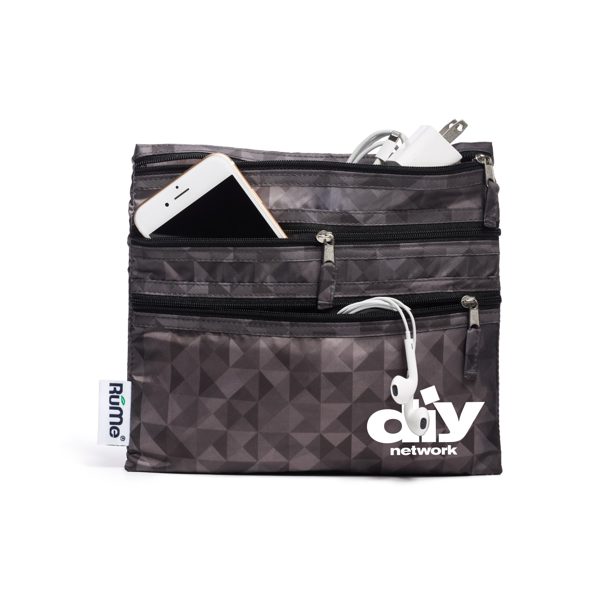 Six. - Multi use bags that your logo belongs on.