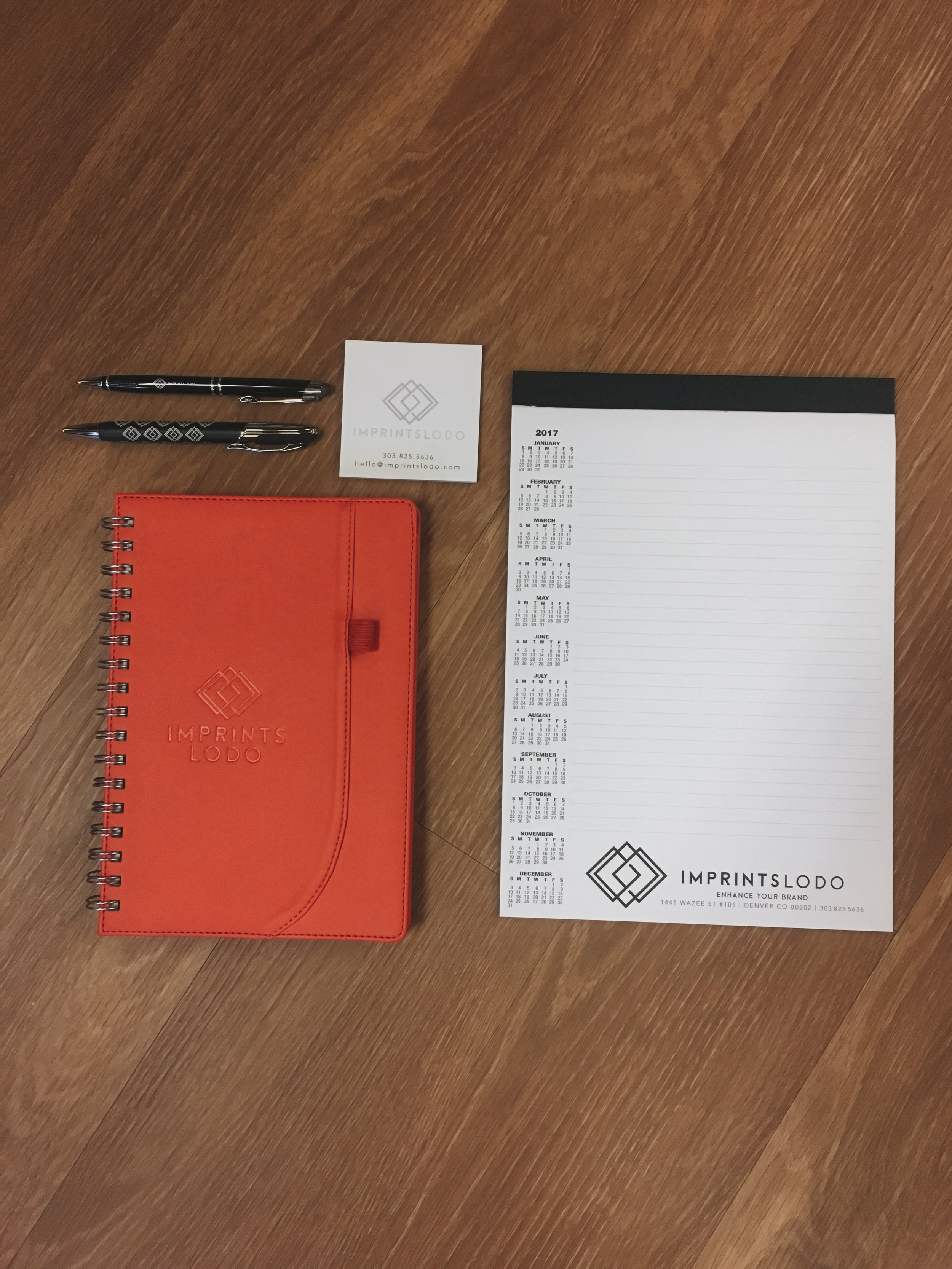 Four - Stationary. Useful, beautiful, and functional.