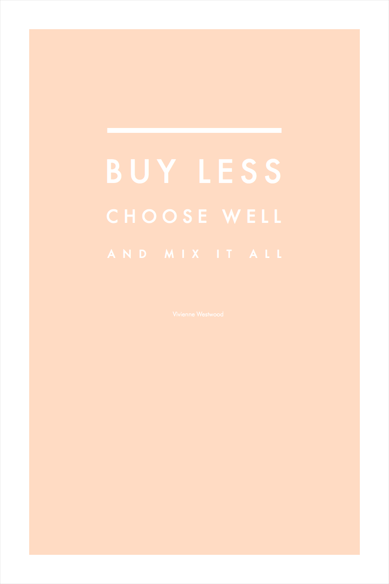 How to Buy Less and Stop Overspending