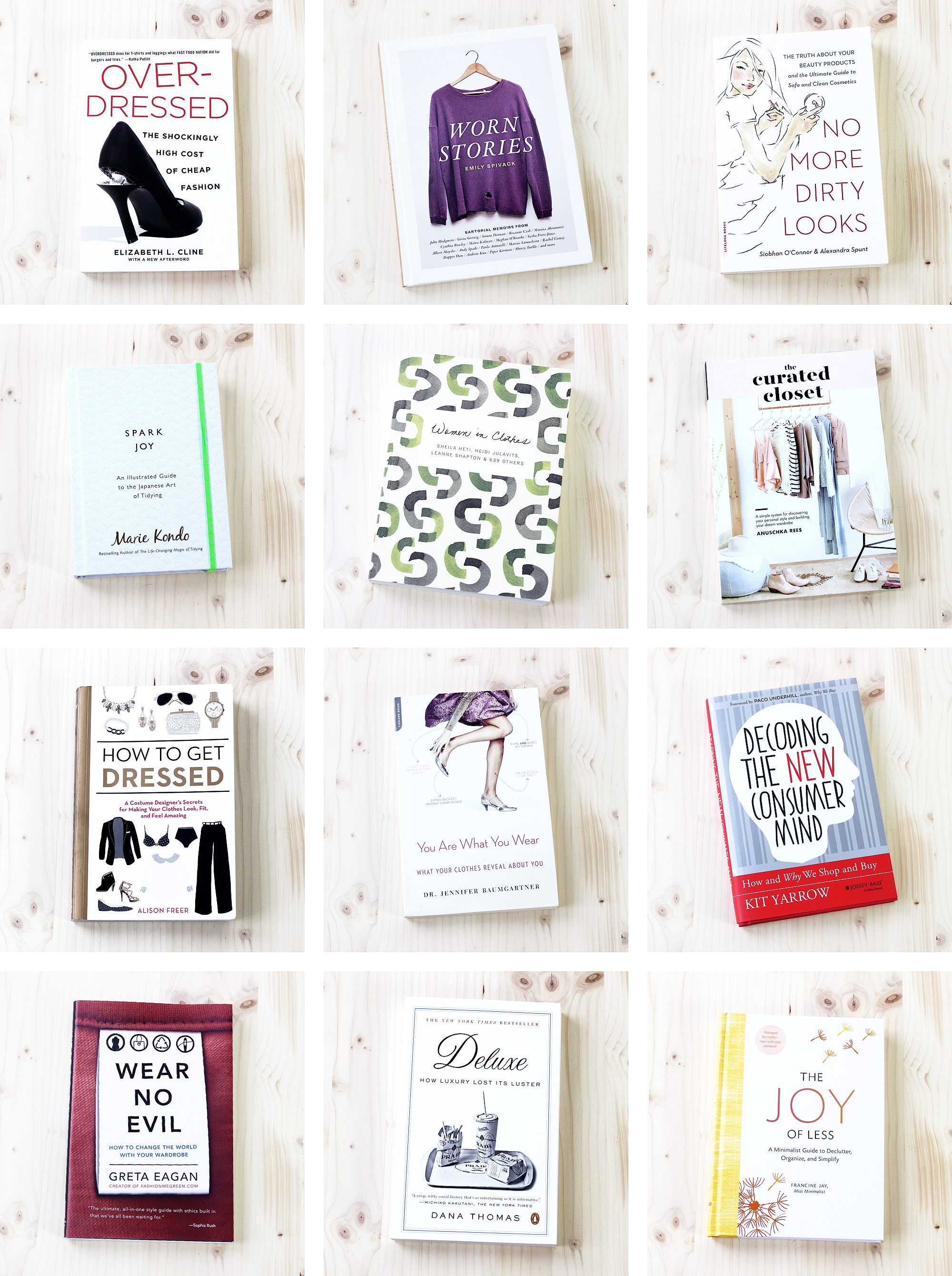 Gift Guide 12 Thoughtful Books About Style Ethical Fashion