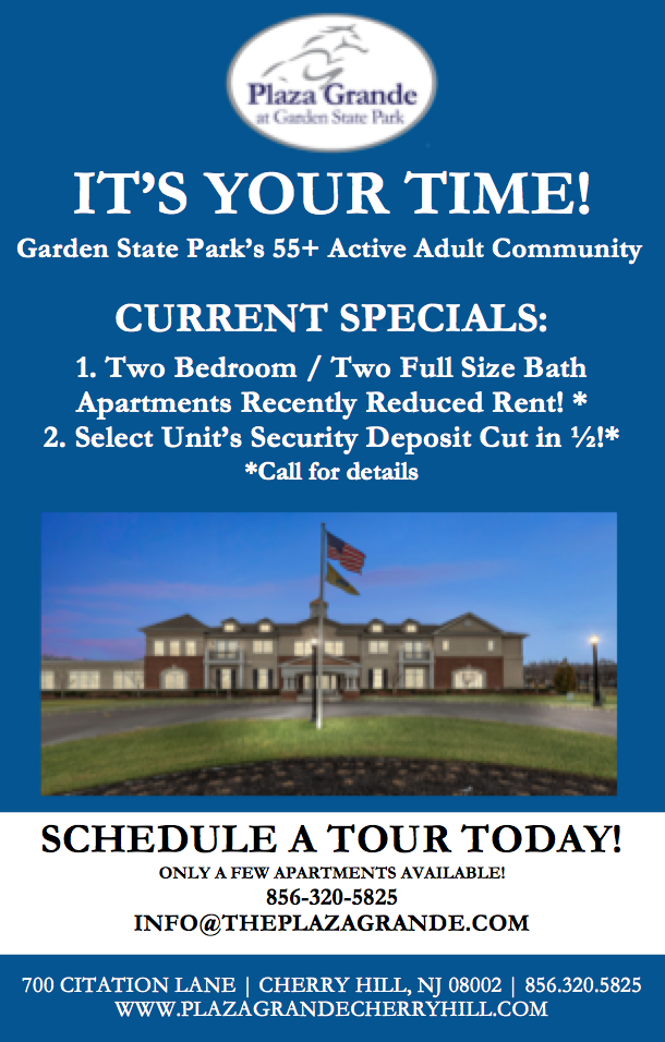March Rent Special