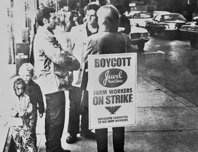 Boycott grapes