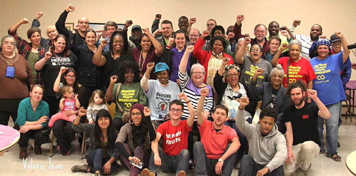 In May of 2016 organizers of the 2017 New Poor People's CamPaign toured the Midwest.