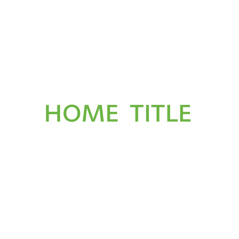 Home Title