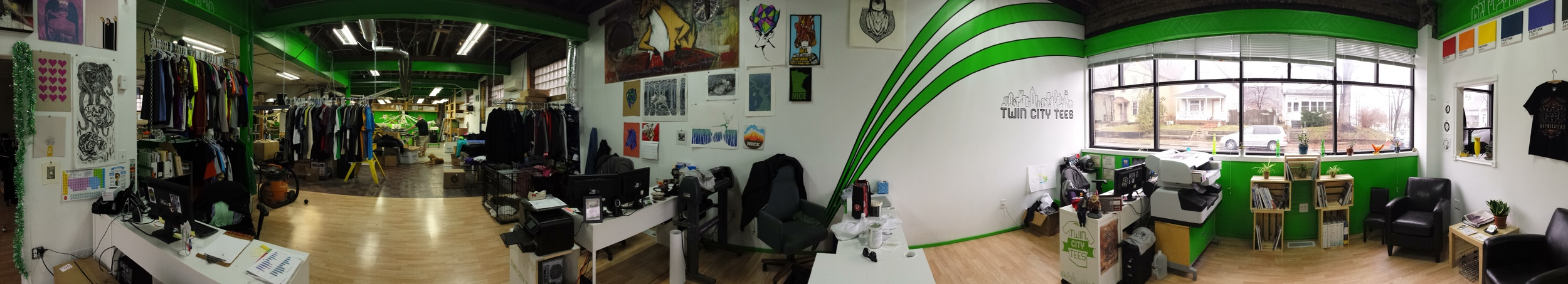 STORE FRONT/OFFICE AREA PANO