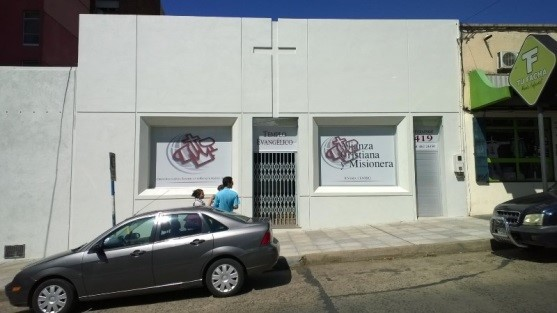 ACM del Centro (1era iglesia Uruguay)