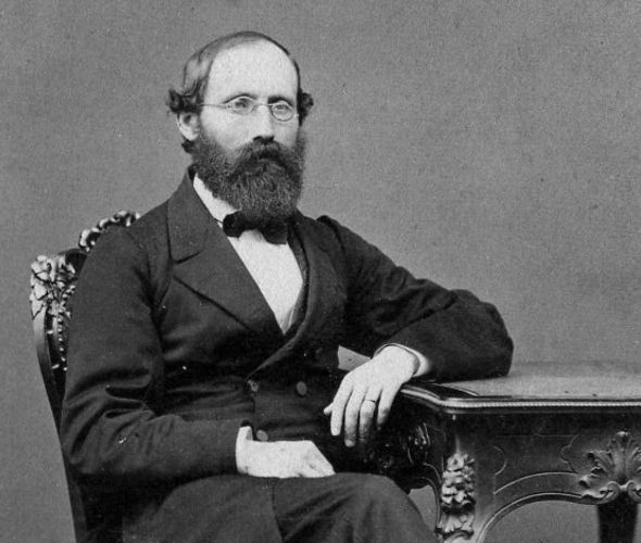 Bernhard Riemann - September 17, 1826 – July 20, 1866