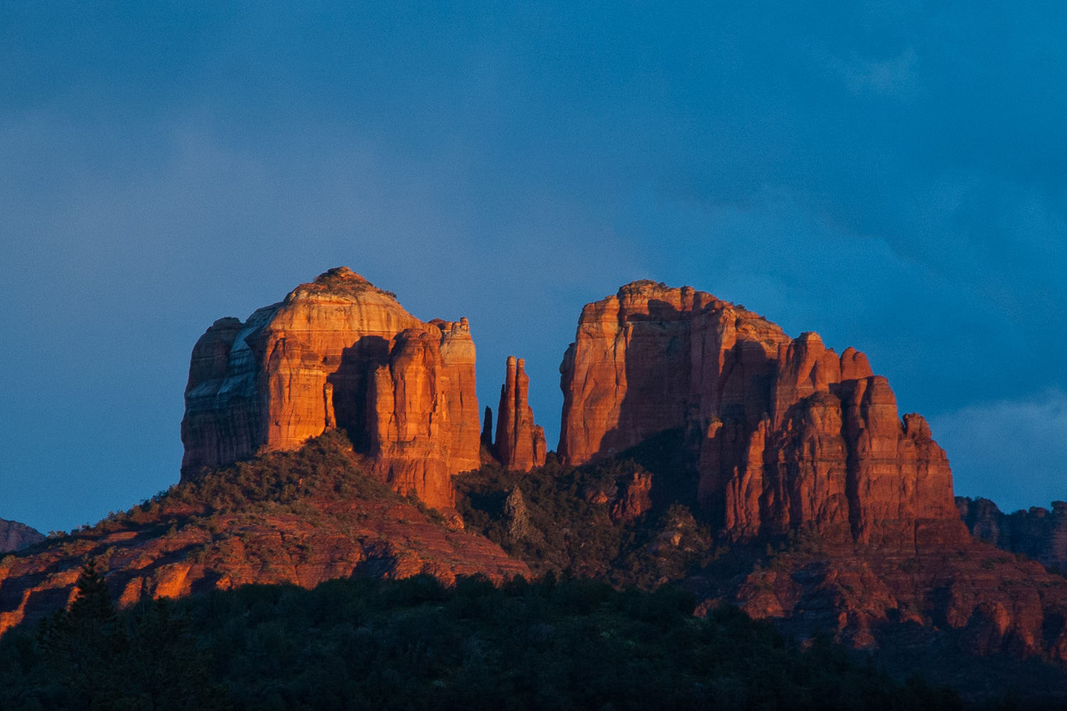 """Cathedral Rocks"", Sedona, AZ, 2005"