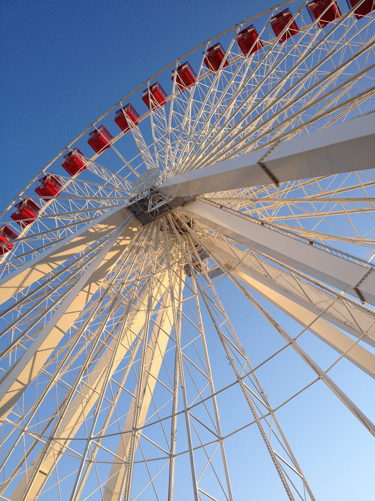 Navy Pier, Chicago, IL, 2014