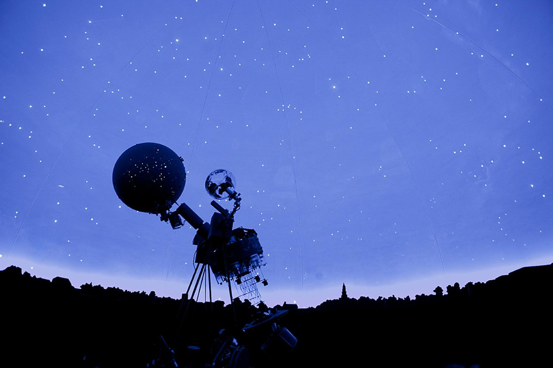 """""""Planetarium"""", T.C. Williams H.S., Alexandria, VA, 2009"""