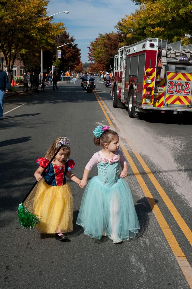 """""""Halloween Parade"""", Del Ray Alexandria, VA, 2008"""