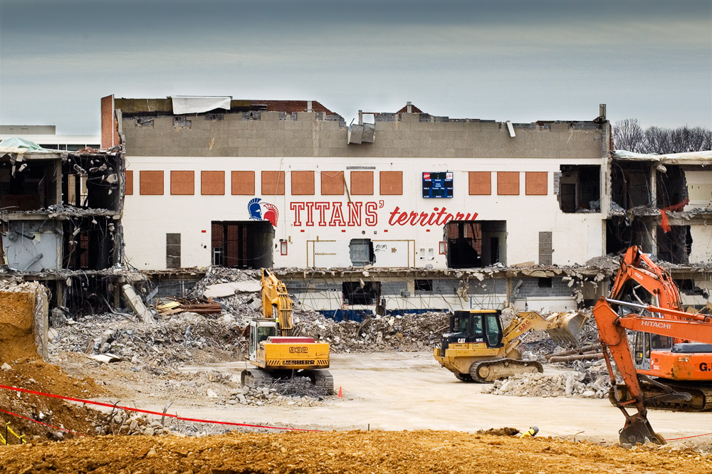 """""""Titan's Territory"""", T.C. Williams H.S., 2007"""