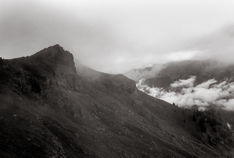 Along the Colorado Trail, 2001
