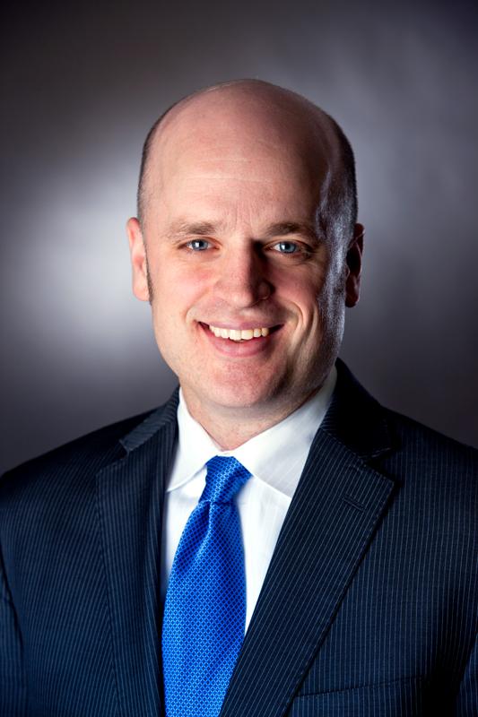 Director of Business Development, Doug Rasmussen