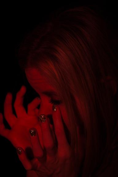 Zak Arctander,  Pressing her eyes  , 2013.