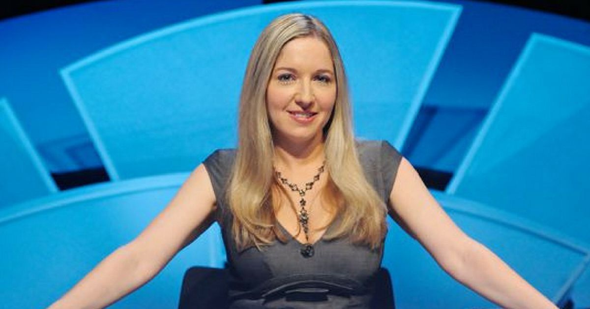 Game show presenter, Victoria Coren Mitchell