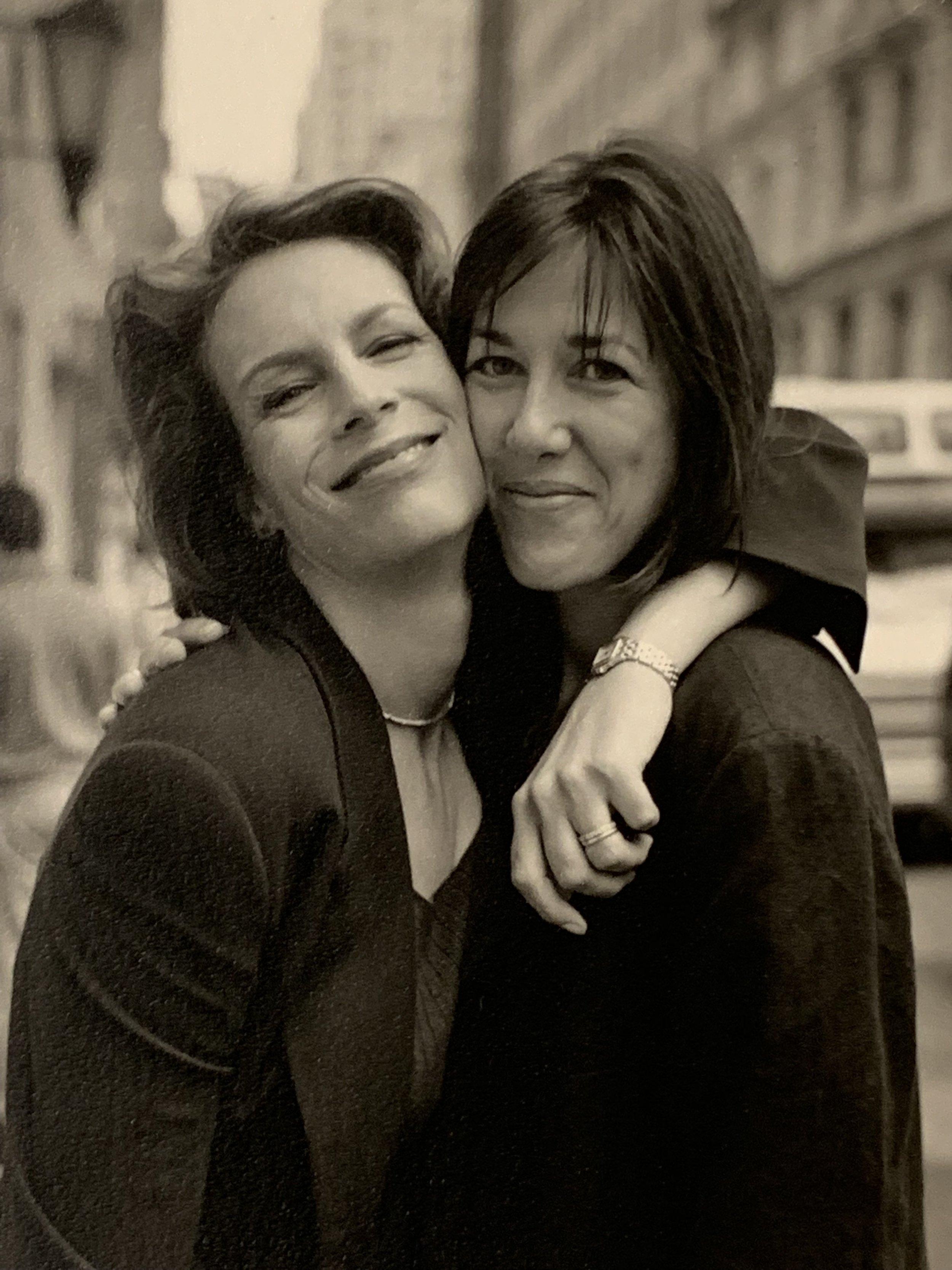 Lisa and Jamie circa 1989
