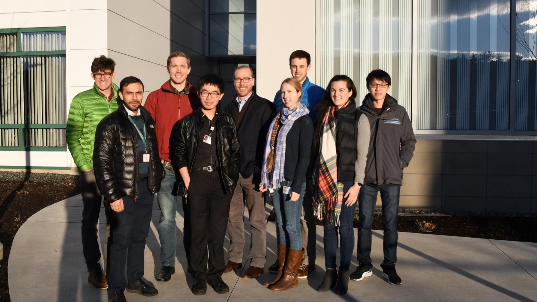 Christensen Lab Fall 2017