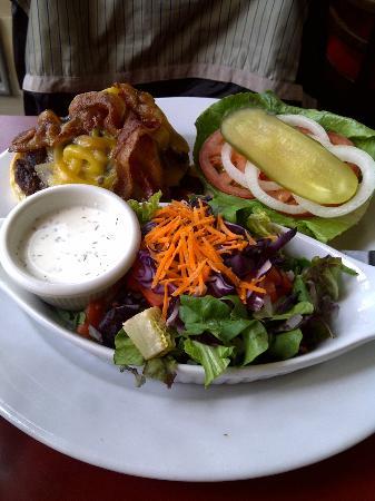 the bent mast open burger with salad.jpg