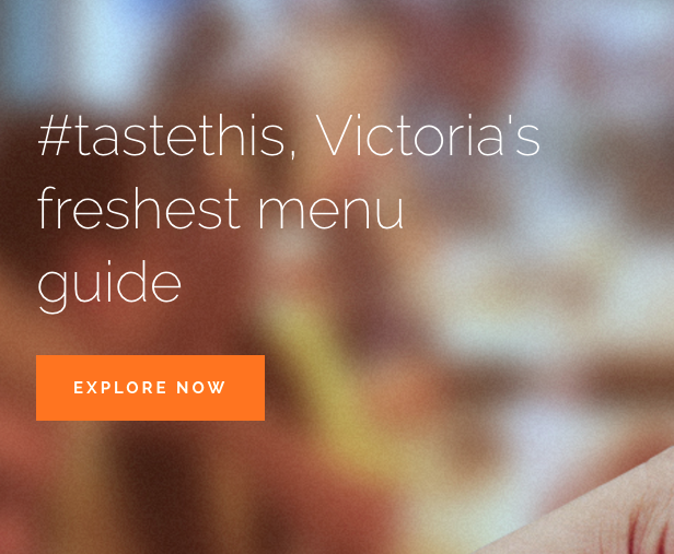 Updated fresh for the start of every month, our menu blog is the most comprehensive guide in Greater Victoria.