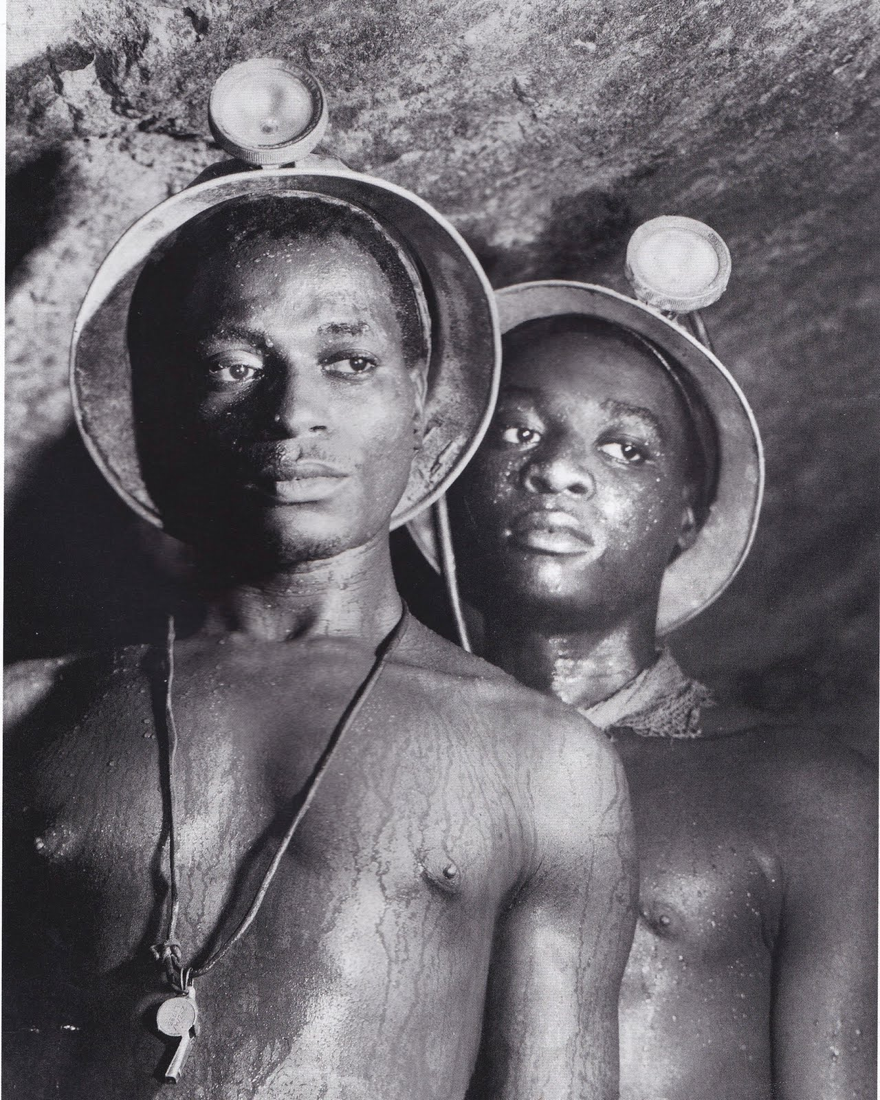 MBW Gold miners Soth Africa 1950.jpg