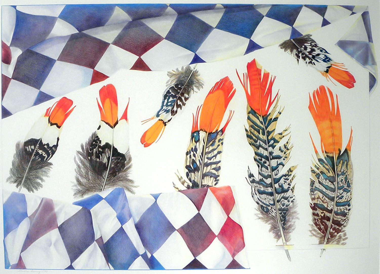 Feather Drape # 2 37 x 49 in. 94 x  copy.jpg