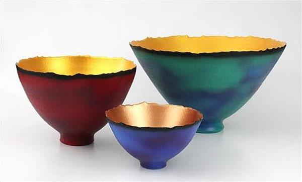 Group Ceramic Bowls