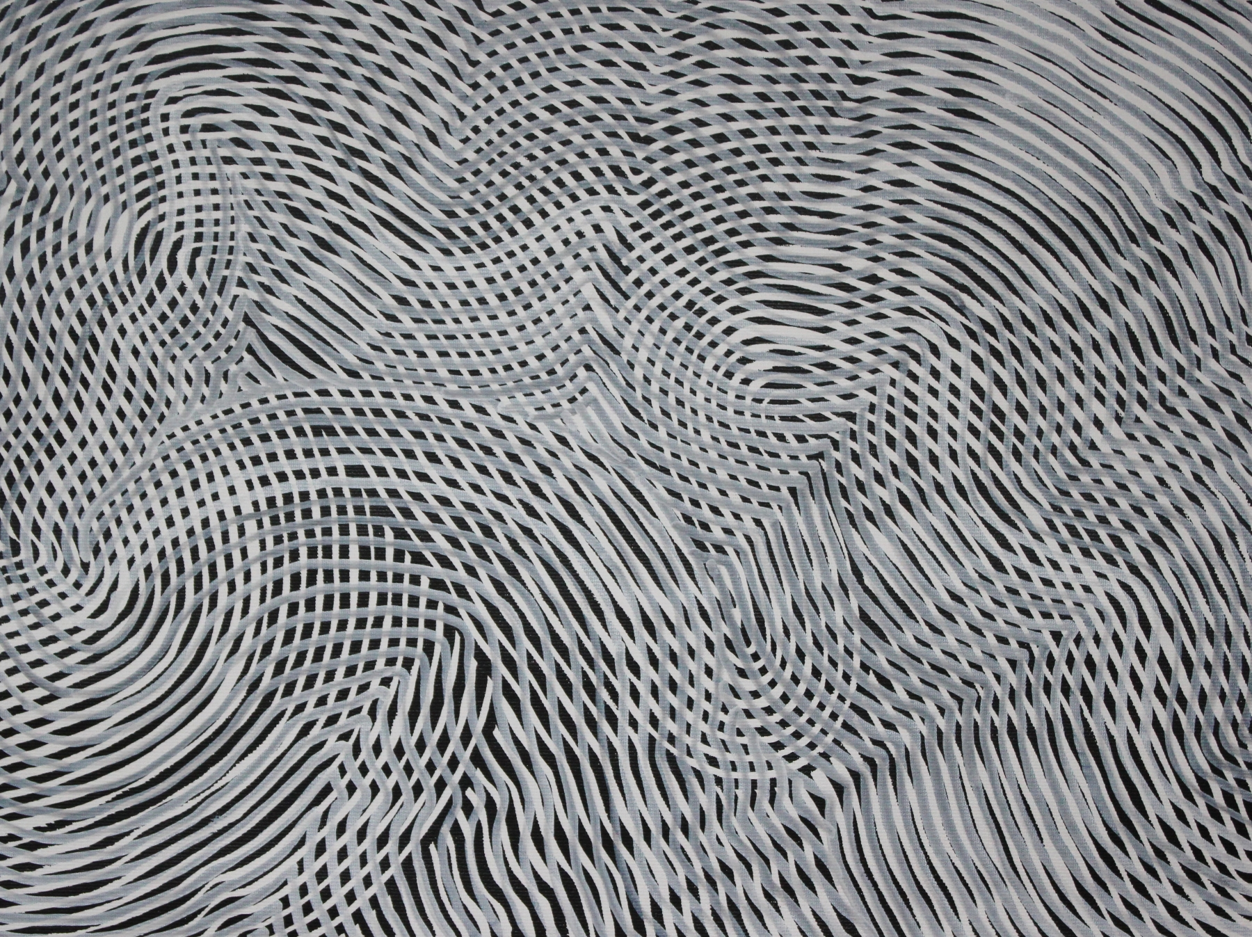 Annette Mewes-Thoms - Lines 51-       12x16 varnish on canvas -2016 - ab....jpg