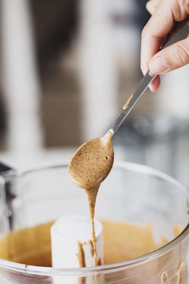 Como fazer Manteiga de Amêndoa Torrada
