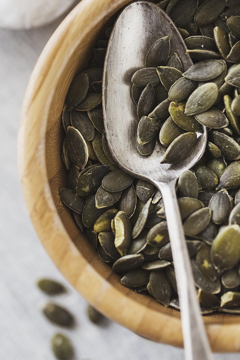 Receita Saudável de Granola Superverde de Côco & Lima