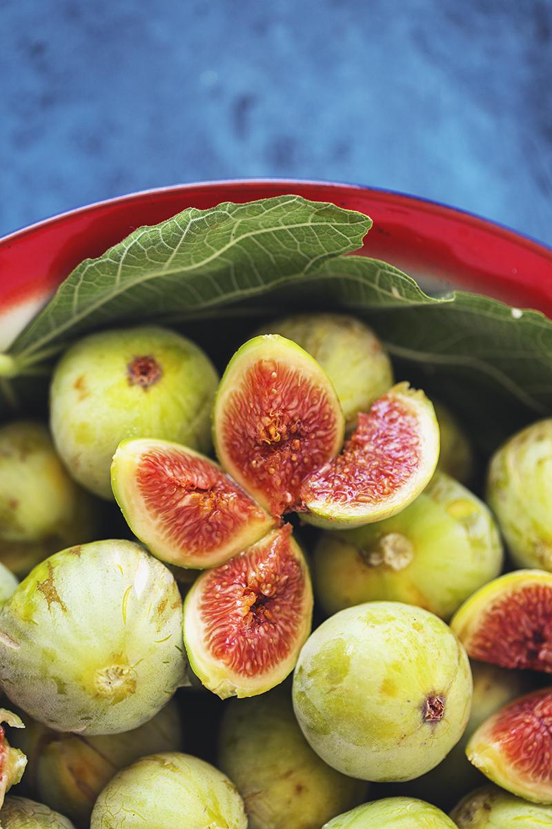 Healthy Homemade Fig & Ginger Jam Recipe