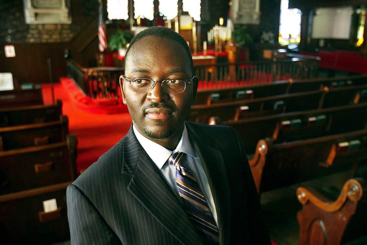 Rev. Clementa Pinckney (NBC news photo)